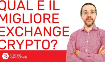 migliore exchange criptovalute
