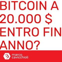 70 percento Bitcoin massimi 2020