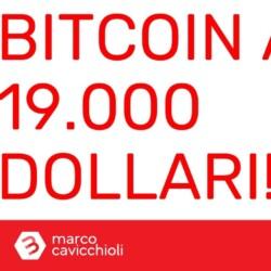 Bitcoin vicino ai nuovi massimi di prezzo