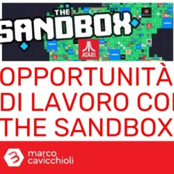 The Sandbox lavoro