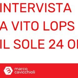 Vito Lops Il Sole24 Ore