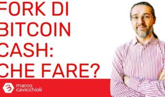 fork di Bitcoin Cash