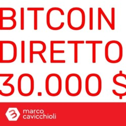 Bitcoin 30mila dollari