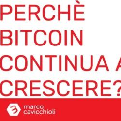 prezzo bitcoin continua a crescere