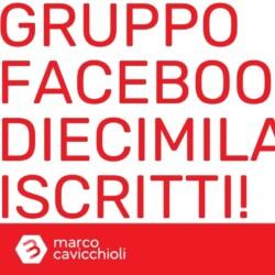 DIECIMILA iscritti gruppo Facebook Bitcoin criptovalute