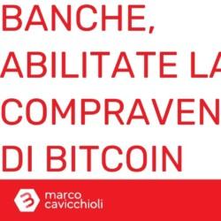 banche bitcoin conto corrente