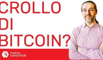 Bitcoin sta crollando?