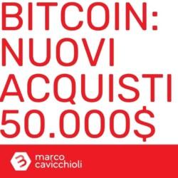 Square e MicroStrategy investono milioni in bitcoin