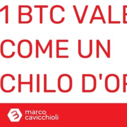 bitcoin un chilo oro