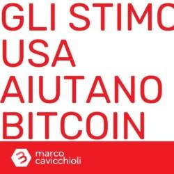 Bitcoin stimoli usa dollaro inflazione