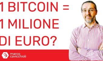 prezzo Bitcoin MILIONE euro
