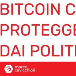 Bitcoin politici disonesti