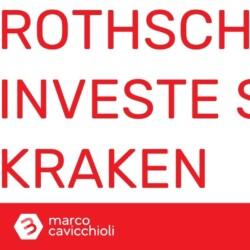 Rothschild kraken criptovalute