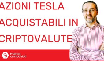 azioni Tesla criptovalute Binance