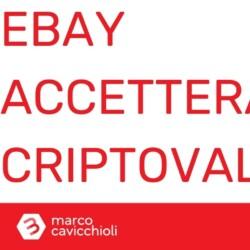 ebay pagamenti in criptovalute