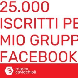 gruppo facebook bitcoin 25000 iscritti