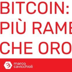 bitcoin oro rame goldman sachs