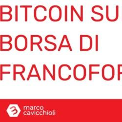 borsa di francoforte bitcoin